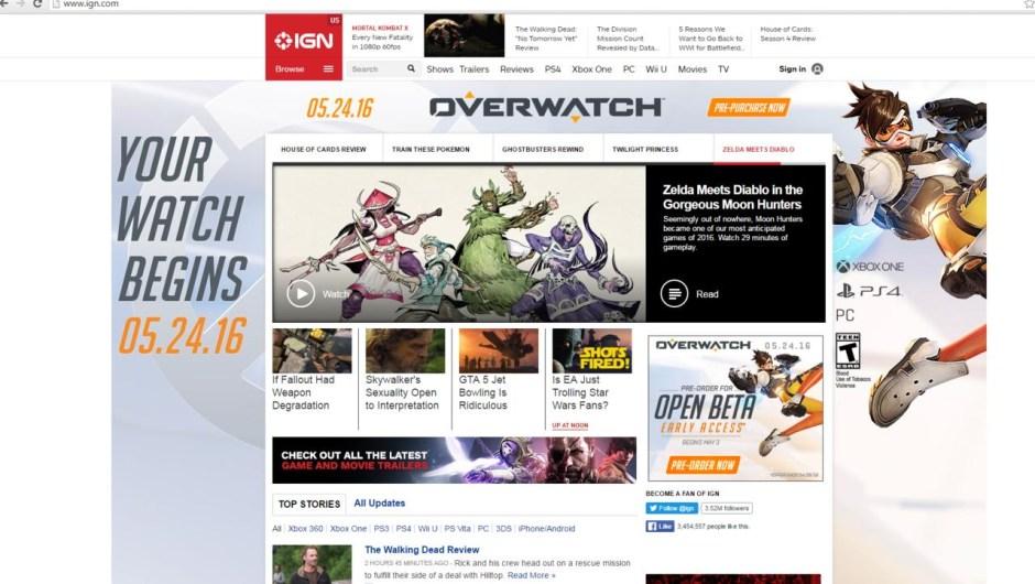 overwatch leak