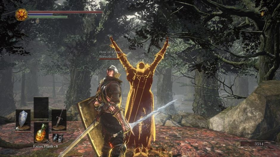 Dark Souls III Praise the Sun
