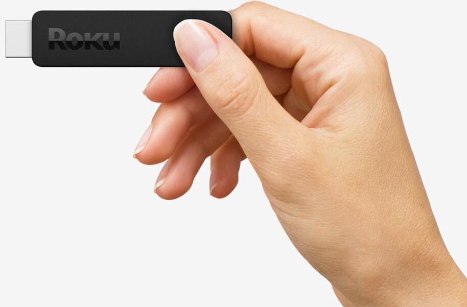 Τετραπύρηνο HDMI Streaming Stick από την Roku