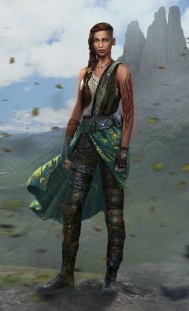 Reyna Outsider