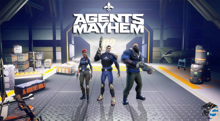 agents ofmayhem