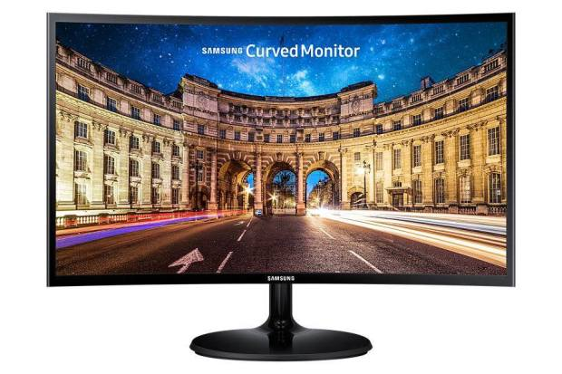 "Samsung 27"" Essential curved monitor LC27F390FHUXEN by Samsung Greece"