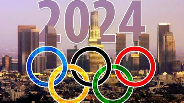 los angeles 2024 olympic bid