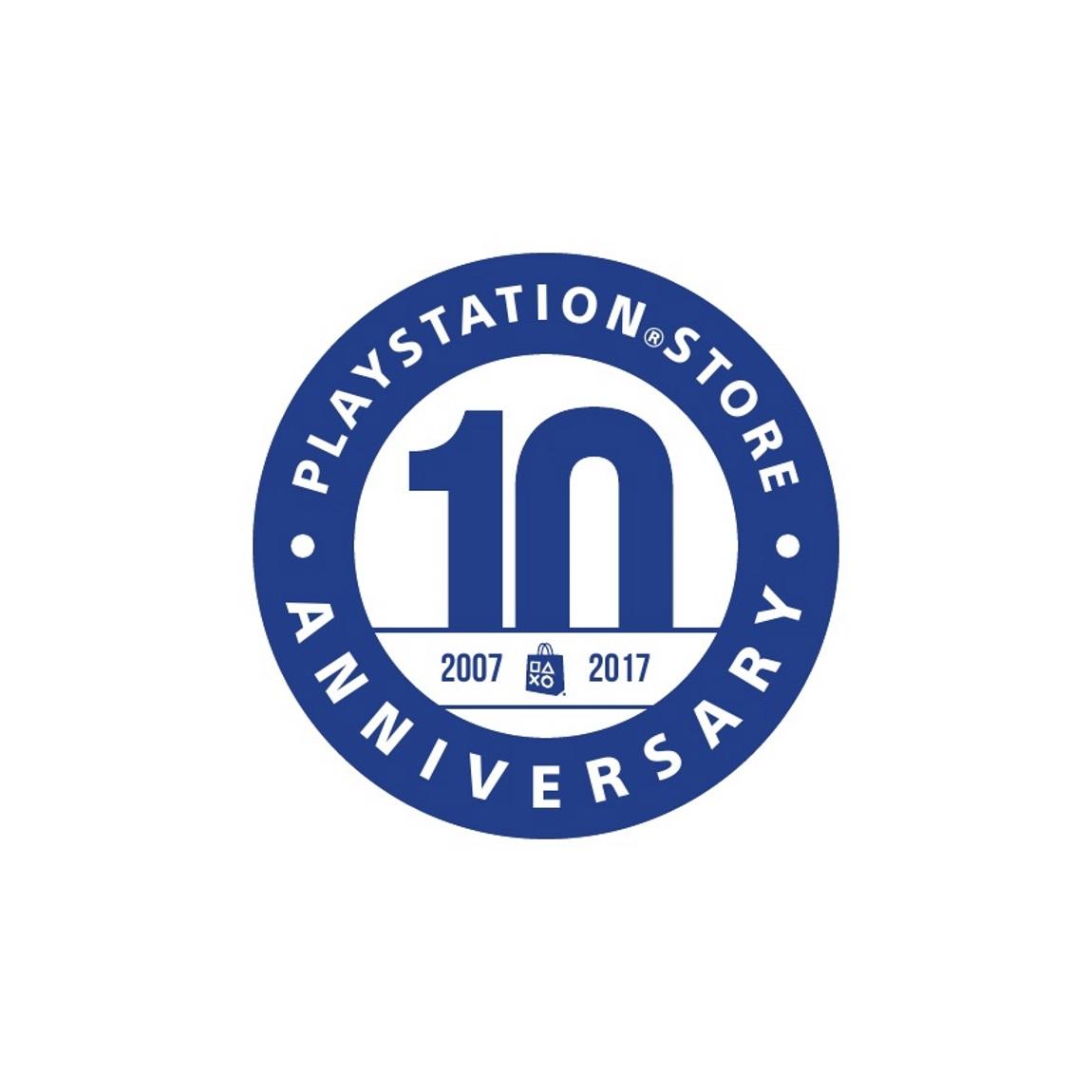 Το PlayStation® Store έγινε 10 ετών και το γιορτάζει!