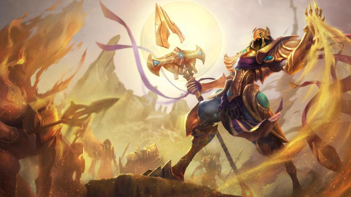 Champion Ability Update | Azir rises again