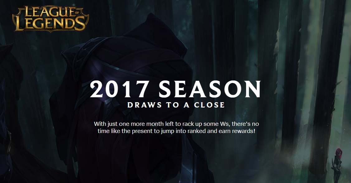 League of Legends 2017 Season | Όλα τα Rewards
