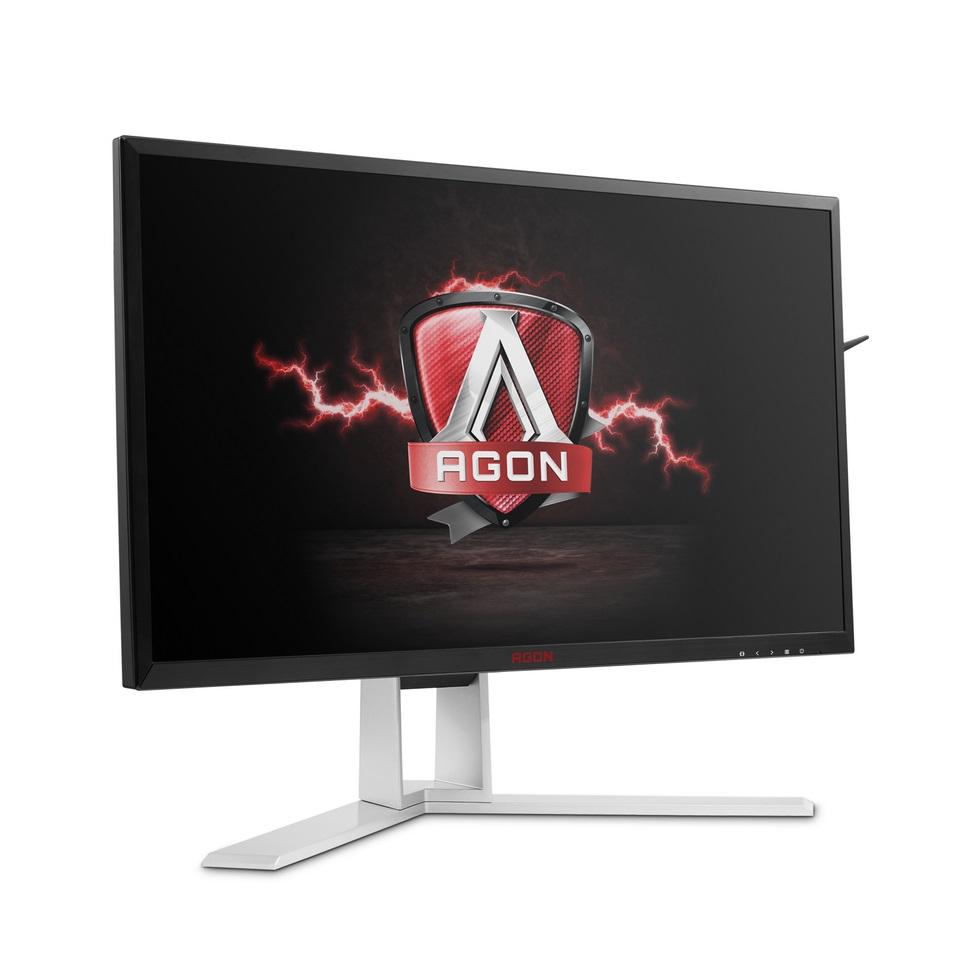 Η AOC παρουσιάζει κομψές Full HD και κυρτές QHD οθόνες για τη νέα χρονιά