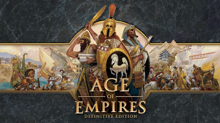 Νέο Age of Empires: Definitive Edition διαθέσιμο για Windows 10 PCs
