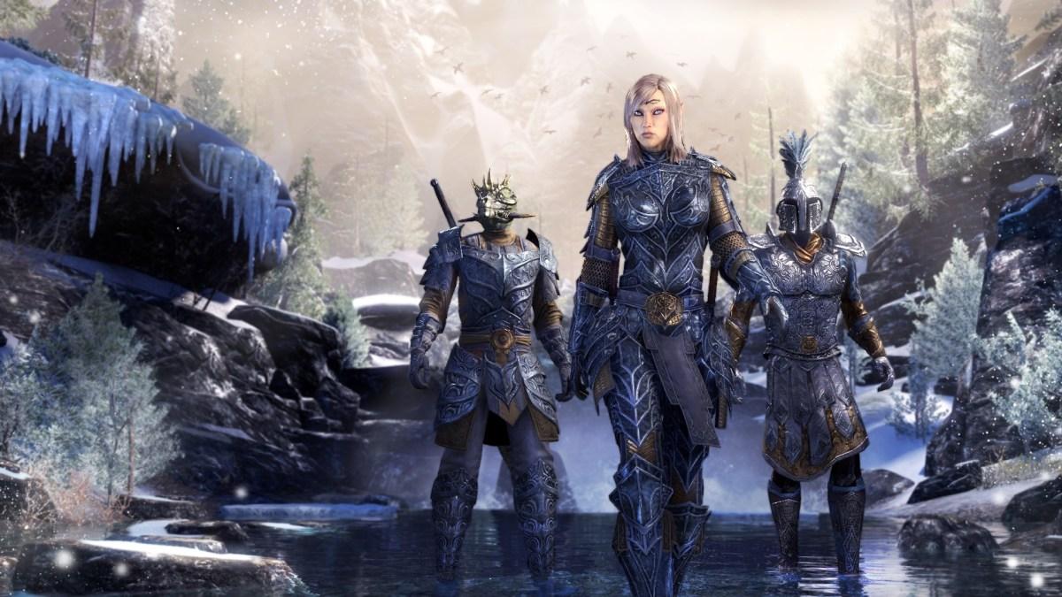 Ανακοινώθηκε νέο expansion για το The Elder Scrolls Online