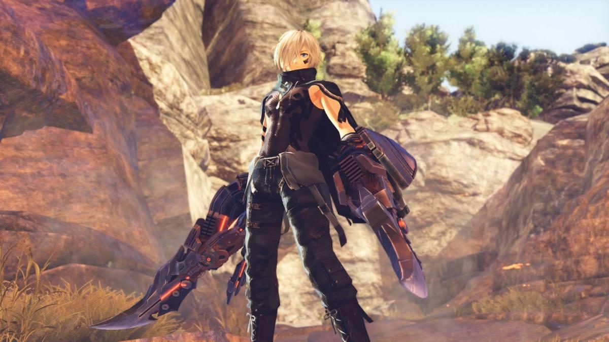 To God Eater 3 θα κυκλοφορήσει για PS4 και PC