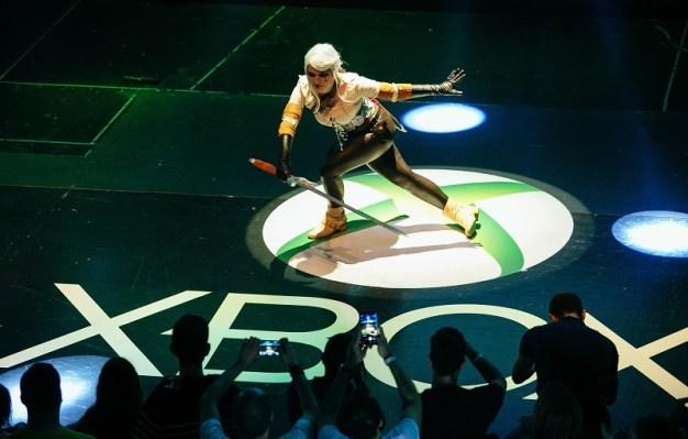 Παρέλαση Cosplay στο Xbox Arena Festival powered by Πλαίσιο, που έγινε στις 23 και 24 Ιουνίου στο Gazi Music Hall.