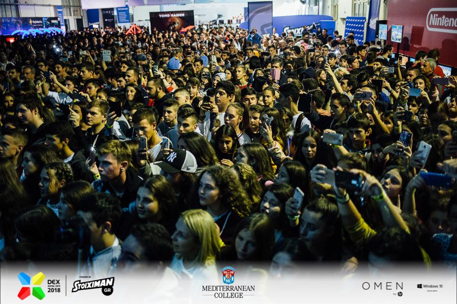 Περισσότεροι από 17.000 επισκέπτες στο Digital Expo 2018 Powered By Stoiximan!