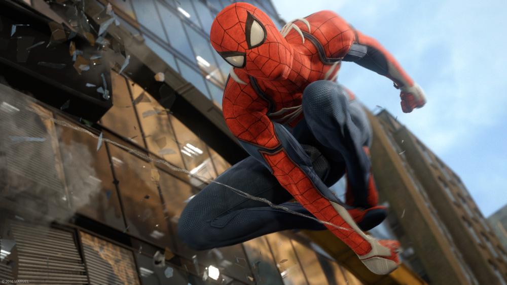 Οι νέες στολές στο πρώτο DLC του Spider-man! (pic)