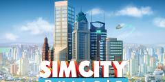 لعبة simcity مهكرة للايفون