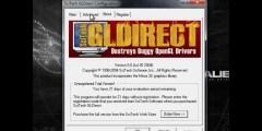تحميل برنامج gldirect لرفع كروت الشاشة مجانا برابط مباشر