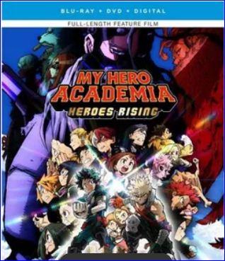 My hero academia heroes rising release date Guide