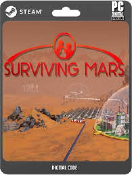 Surviving Mars CD Key + Crack and Free Download