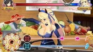 Senran Kagura Bon Appetit Course Darksiders Crack