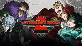 My Hero Ones Justice Crack