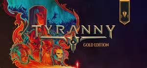 Tyranny Gold Edition Tinyiso Crack