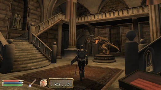 Elder Scroll IV: Oblivion