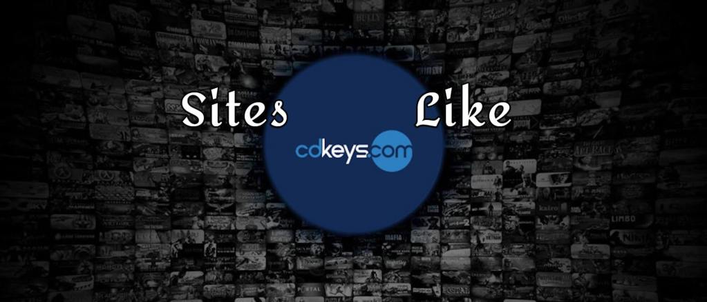 sites like cdkeys
