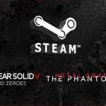 『メタルギアソリッドV GZ/TPP』Steamでの配信が決定