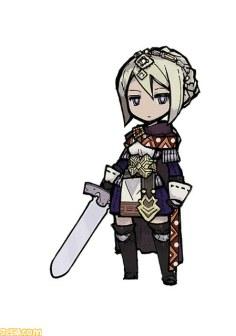 ガーネット 騎士 20歳女性