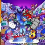 PSアーカイブス:『ロックマン8』『ロックマンX4/X5』『トロンにコブン』『ロックマン バトル&チェイス』、WiiU VC『ロックマンエグゼ3/3 Black』12月17日より一挙配信!