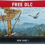 『ウィッチャー3』最後の無料DLCで「強くてニューゲーム」を実装