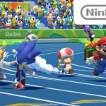 WiiU『マリオ&ソニック AT リオオリンピック』紹介映像が公開!