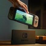 Nintendo Switch 発売3日間で33.1万台を販売!最も売れた対応ソフトは『ゼルダBotW』の19.3万本