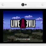 New3DS専用SFCバーチャルコンソールに『ライブ・ア・ライブ』や『FEトラキア776』など6タイトルが追加!