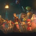 『ドラゴンクエストXI』女武闘家「マルティナ」&謎の老人「ロウ」、ハード毎に選べる2つの戦闘タイプなど最新情報が公開!