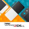 「Newニンテンドー2DS LL」7月13日発売決定!大画面かつ折りたたみも可能