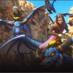 『ドラゴンクエストXI』新システム「モンスター乗り物」詳細とスクリーンショットが公開!