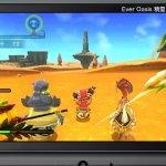 3DS『エヴァーオアシス 精霊とタネビトの蜃気楼』紹介映像が公開!