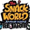 3DS『スナックワールド トレジャラーズ』約1ヶ月の発売延期が発表