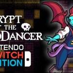ローグライクリズムアクション『クリプト・オブ・ネクロダンサー』Nintendo Swtich版が今冬リリース決定!新要素も搭載