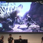 TGS2017『モンスターハンター:ワールド』ステージよりパッケージモンスター「ネルギガンテ」狩猟などプレイデモ映像