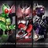 PS4『仮面ライダークライマックスファイターズ』龍騎、響鬼、電王、W、ゴーストの個性が公開!オンラインモード情報も