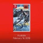 【TGA17】Switch版『ベヨネッタ2』が2018年2月に発売決定!『ベヨネッタ』も同梱