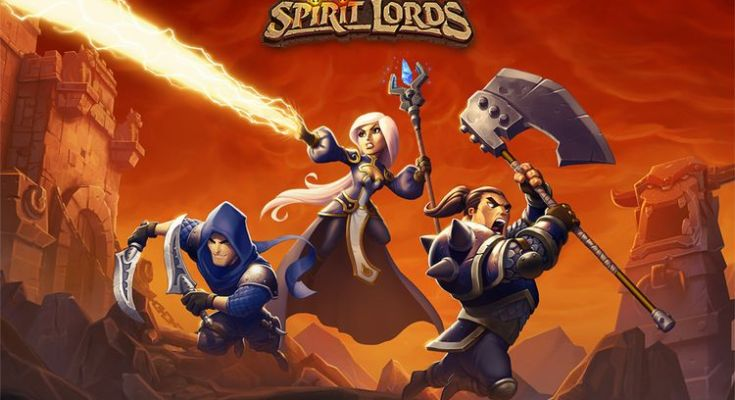 Review Game Spirit Lords
