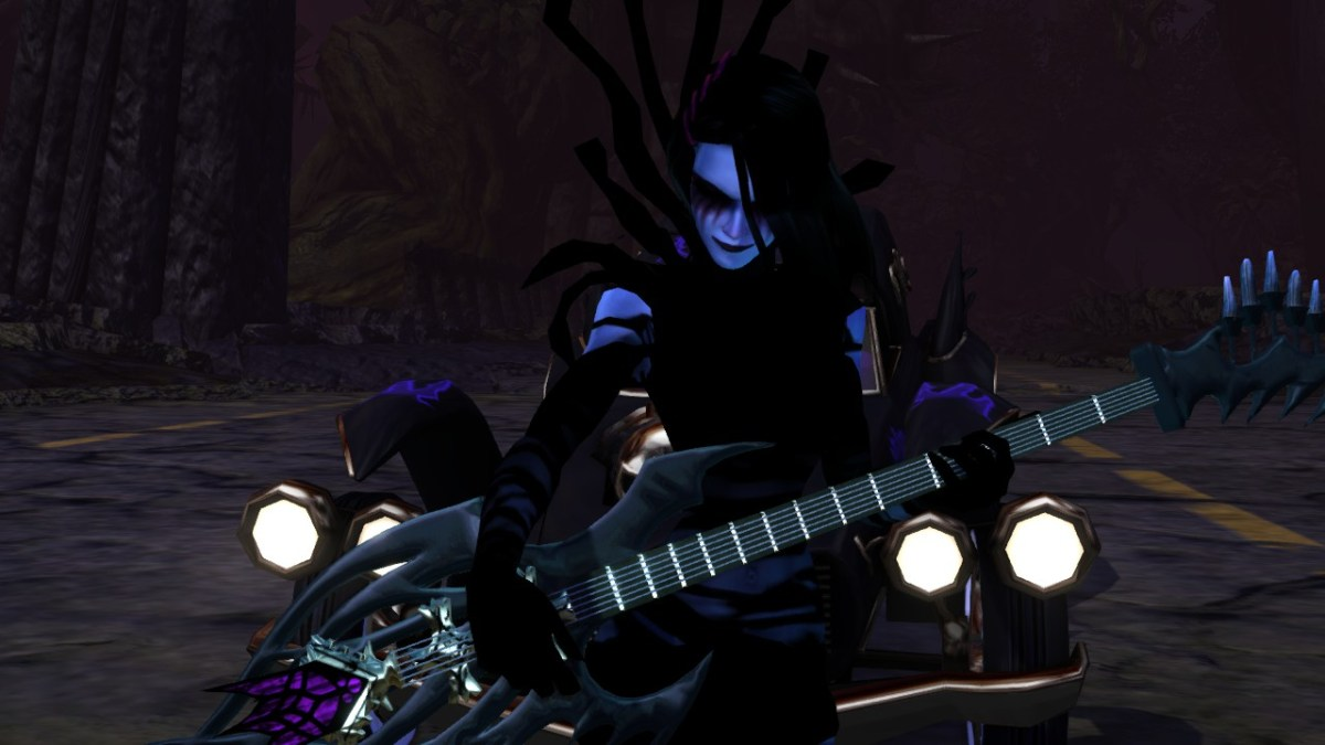 Brutal Legend Blog 2 Hours On Ophelia Games That I Play