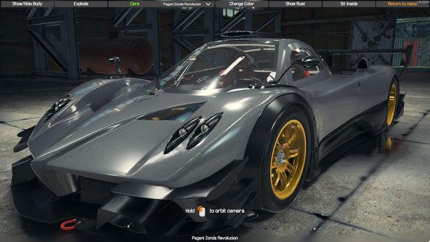 Car Mechanic Simulator 2018 - Pagani DLC Torrent Download
