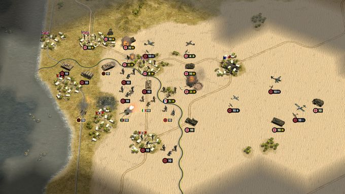 Order of Battle: Sandstorm PC Crack