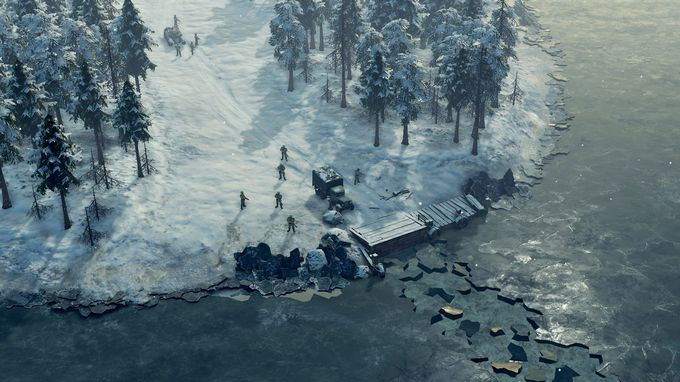 Sudden Strike 4 - Finland: Winter Storm PC Crack