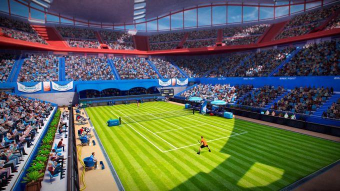 Tennis World Tour Torrent Download
