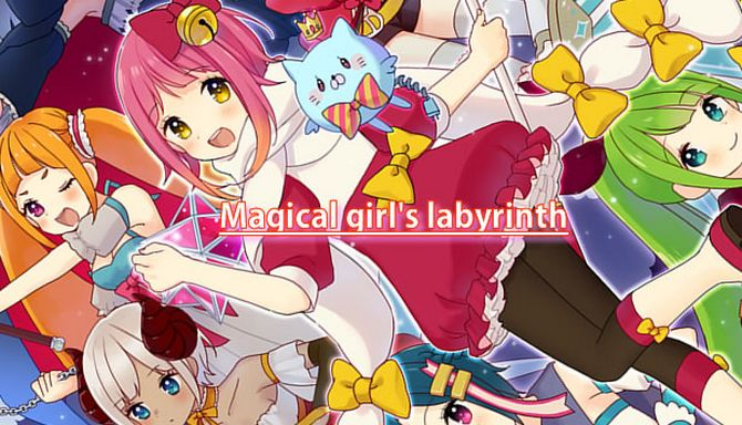 Magical girl's labyrinth Free Download