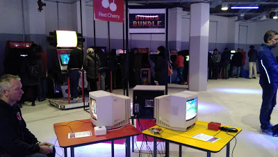 National Video Game Museum Computers 1